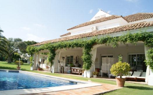 Villa-Sotogrande Alto | V14215