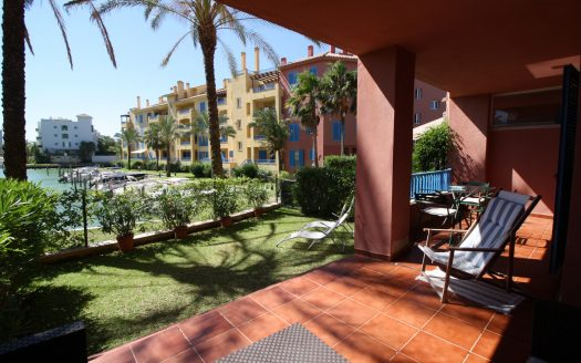 Marina de Sotogrande for vacational rent