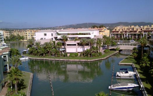 Atraque Marina de Sotogrande