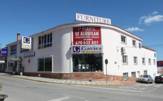 Commercial Premises Pueblo Nuevo de Guadiaro