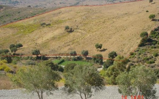 Plot San Martin del Tesorillo